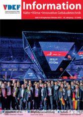 VDKF Verbandszeitung September - Oktober 2019