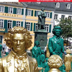 Verbandszeitung Juli - August 2020